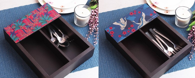 buy cutlery holder online