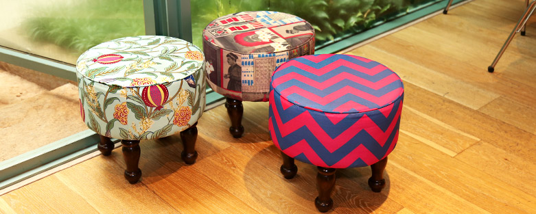 Designer Ottomans Online India