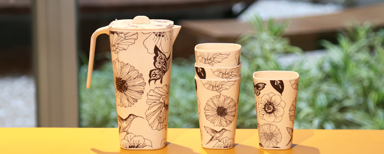 Bamboo Serveware