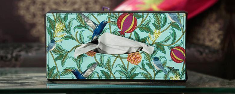 Tissue Box Holders   Designer Tissue Paper Holders