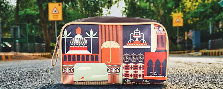 Travel Kit & Pouches