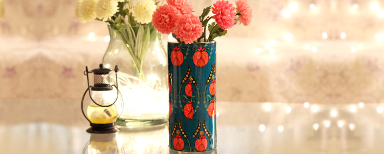 Decorative Flower Vase Designs Online India Circus