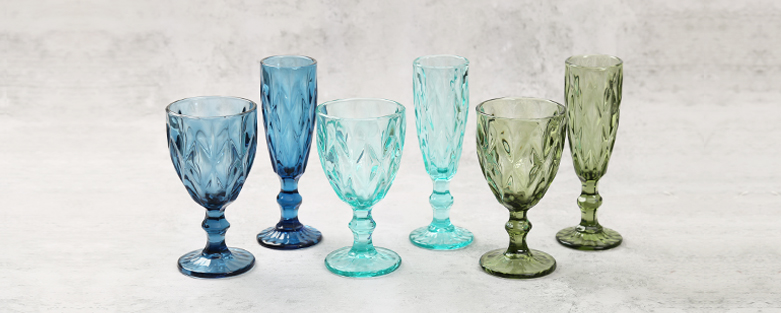 Buy Wine and Champagne Glasses Online