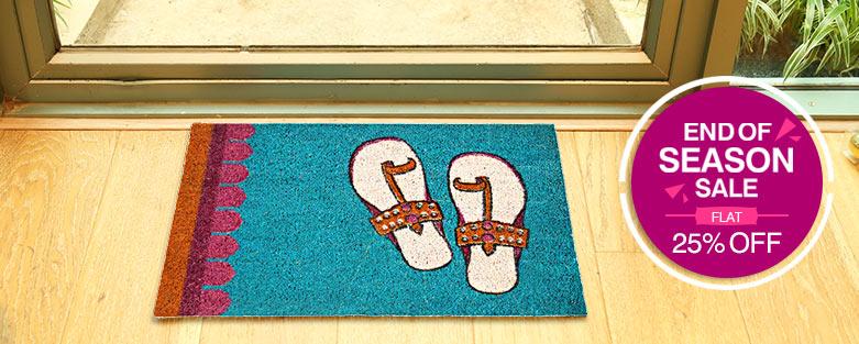 Buy Coir, Rubber Doormats & Bathmats Online