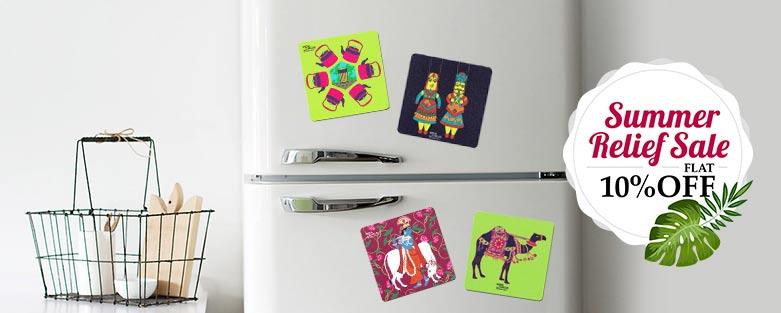 Keychains & Fridge Magnets