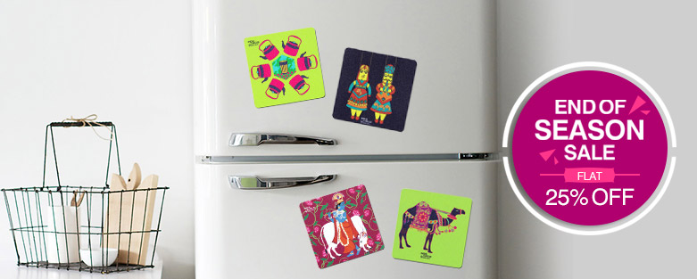 Buy Fridge Magnets | Refrigerator Magnet Online