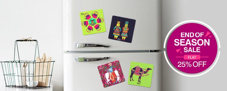 Buy Fridge Magnets | Refrigerator Magnet Online