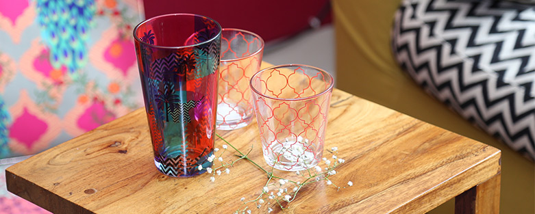 Shop Glass Tumbler Sets Online