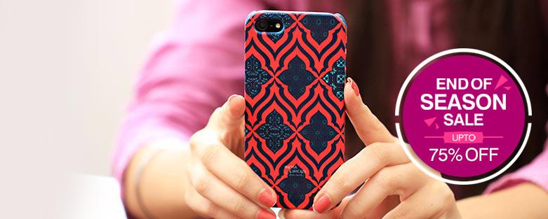 Designer iPhone covers online