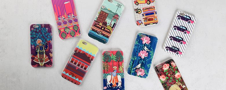 Designer Phone Covers | iPhone Cases Online