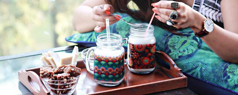 Mason Glass Jars