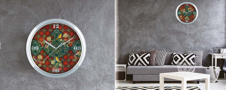 Shop Online Stylish Wall Clocks