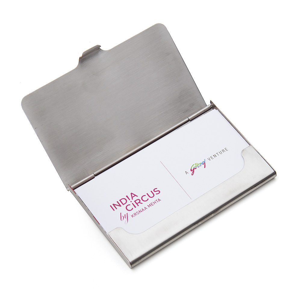 Buy Visiting Card Holders Online - Leather Business Card Holder ...