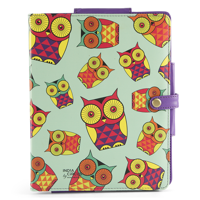 Peeking Owls iPad Covers
