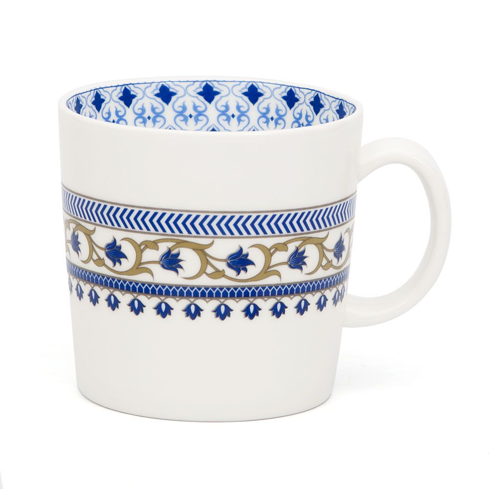 For the Love of Indigo Mug