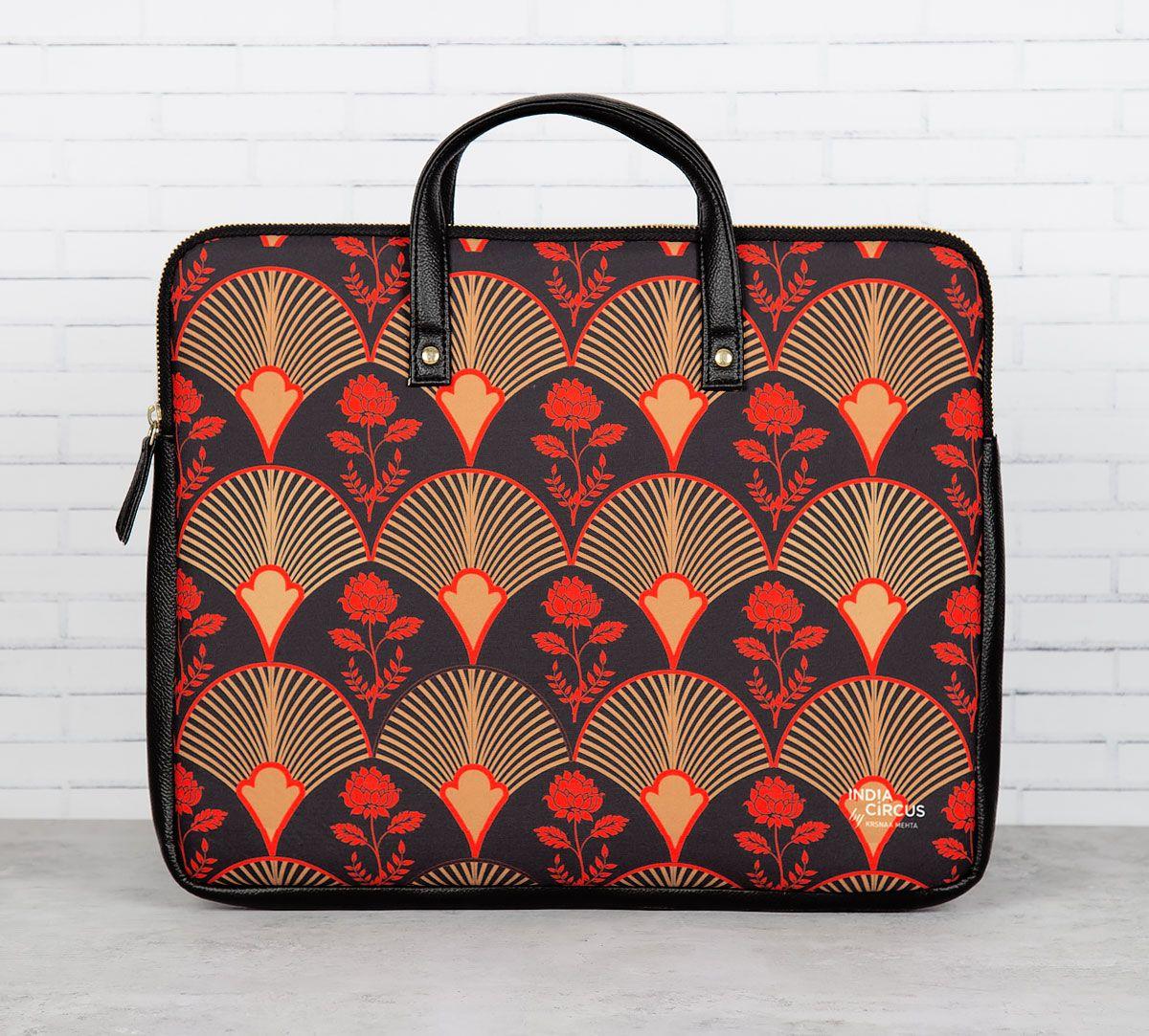Fans of Blossom Laptop Bag