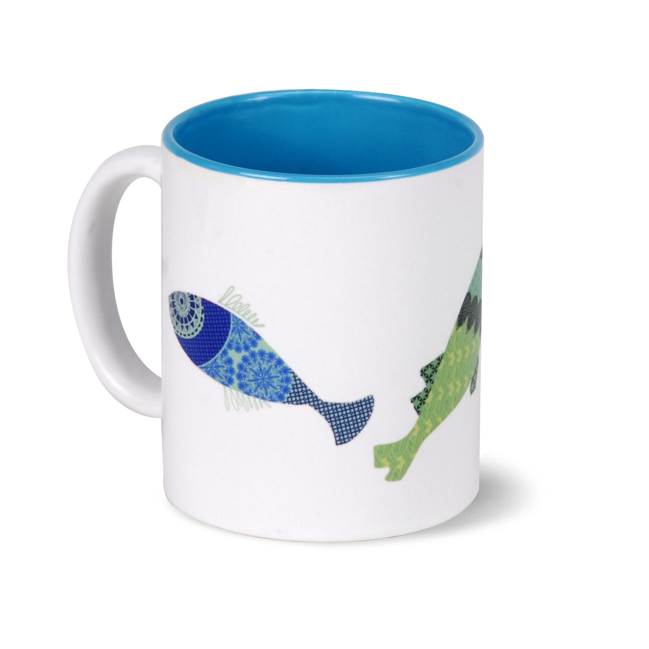 Kuheli Colourful Fish Coffee Mug Buy Kuheli Colourful Fish Coffee Mug On Best Price Online