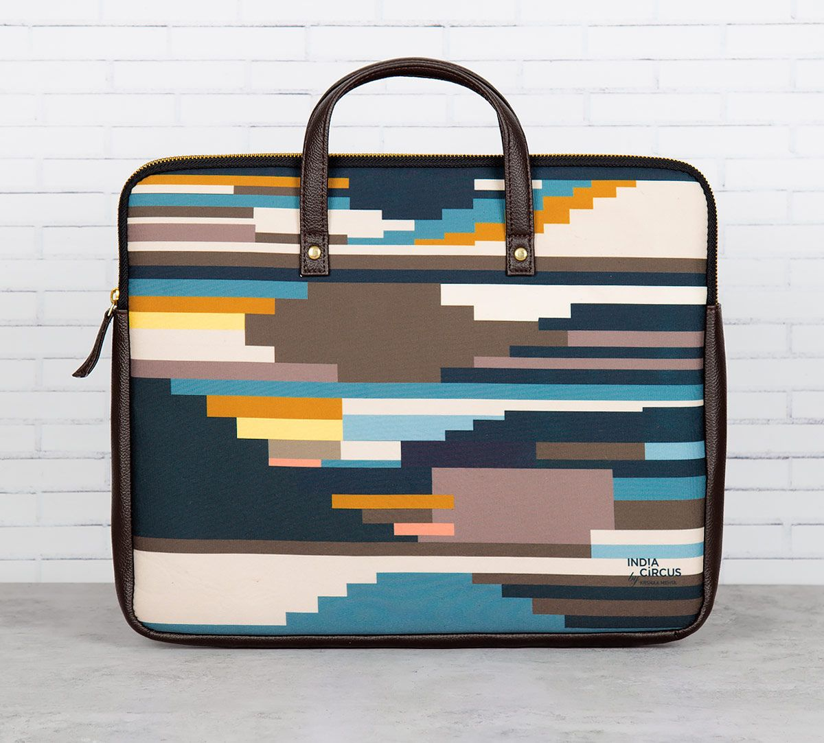 Weaves of Blarney Laptop Bag