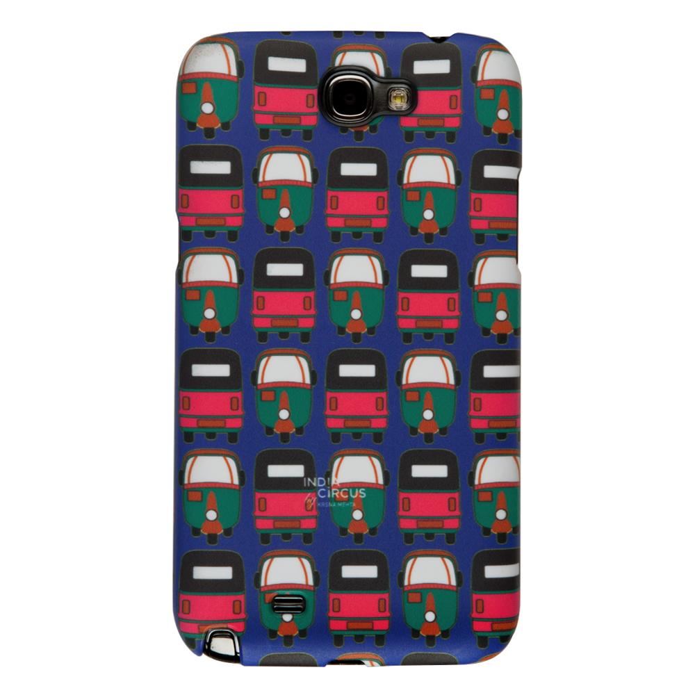 Rickshaw Masti Samsung Note 2 Cover