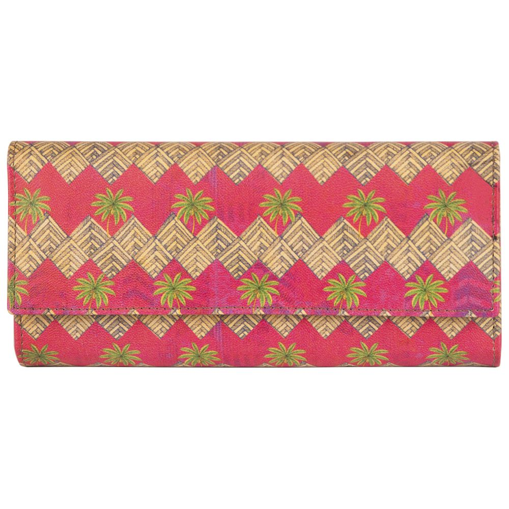 Zig-Zag Ladies Wallet