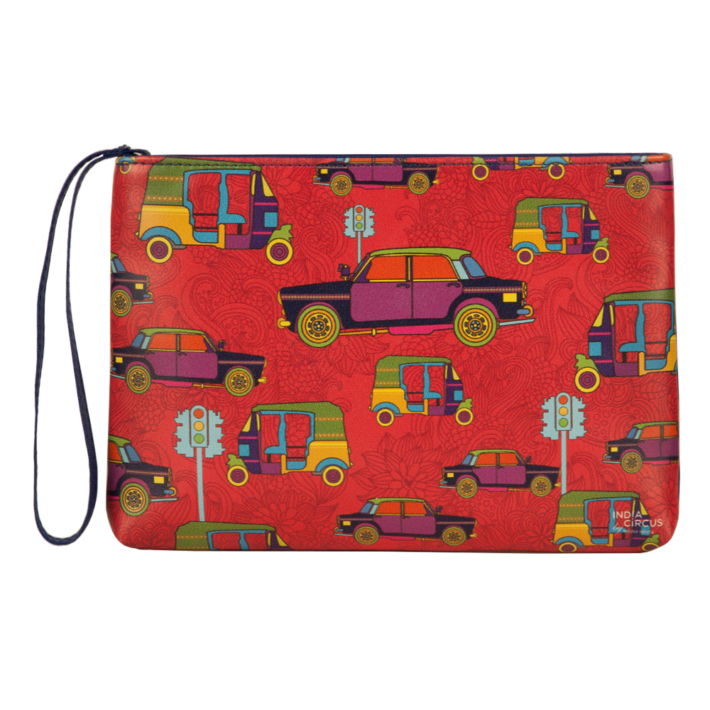 Funky Transport Utility Pouch