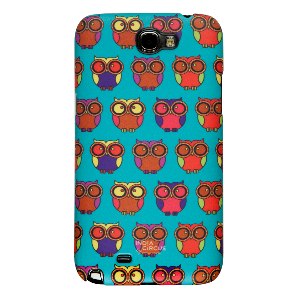 Owl Howl Samsung Note 2 Cover