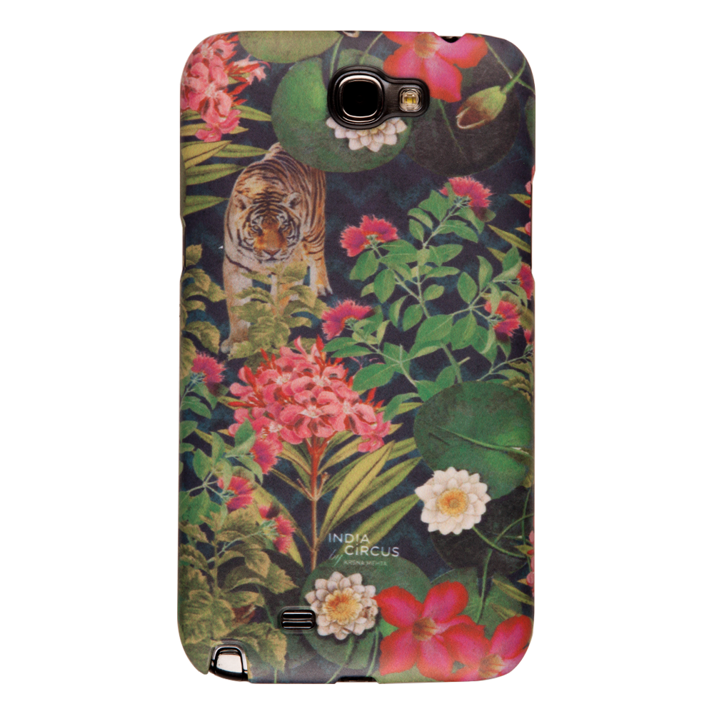 Tiger Wonderland Samsung Note 2 Cover