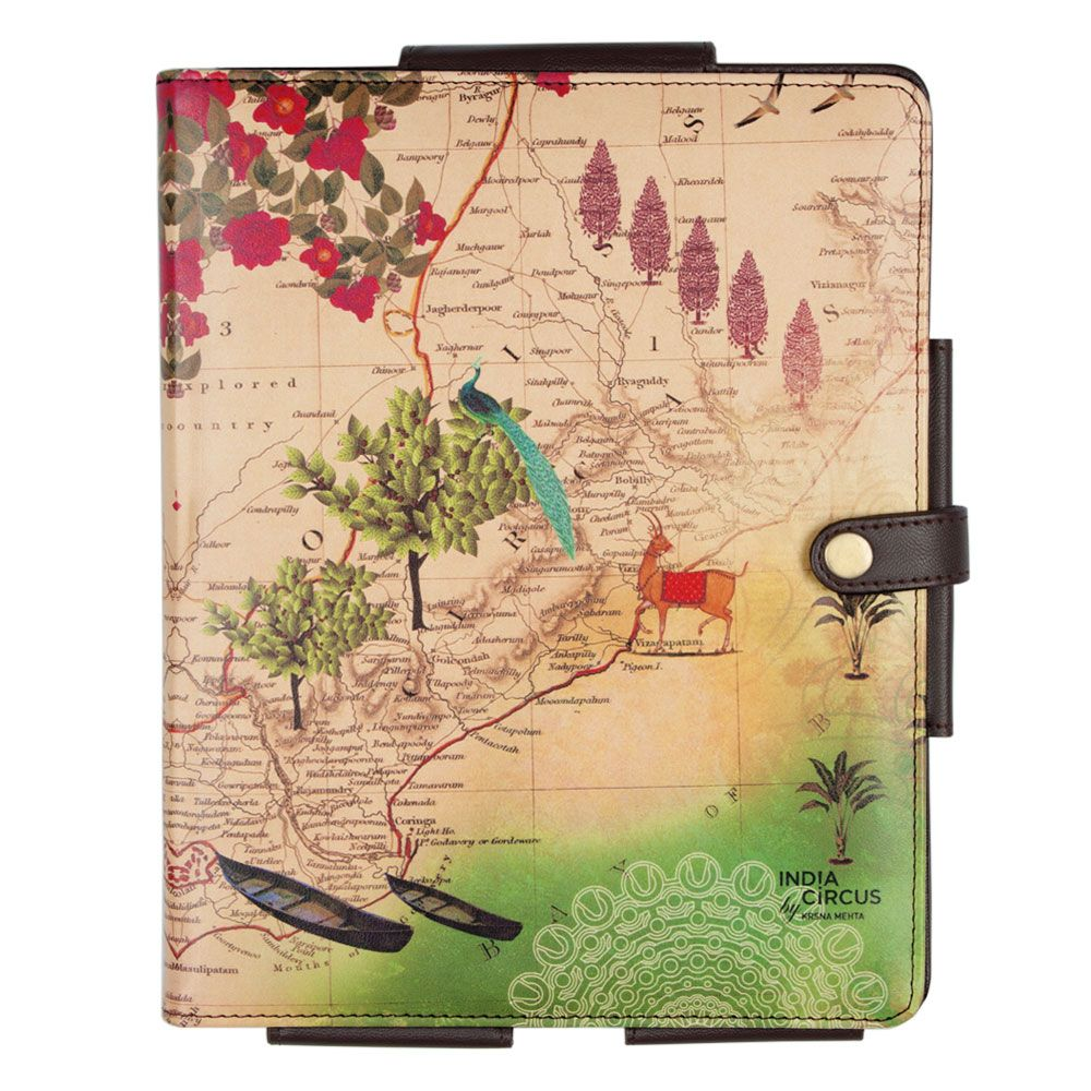 Wanderlust iPad Cover