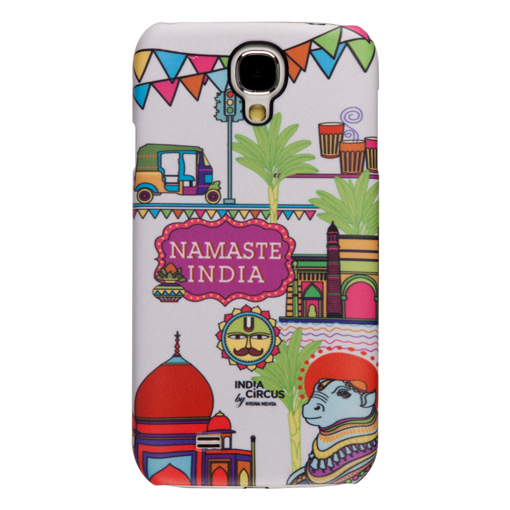 Namaste India Samsung Galaxy S4 Cover