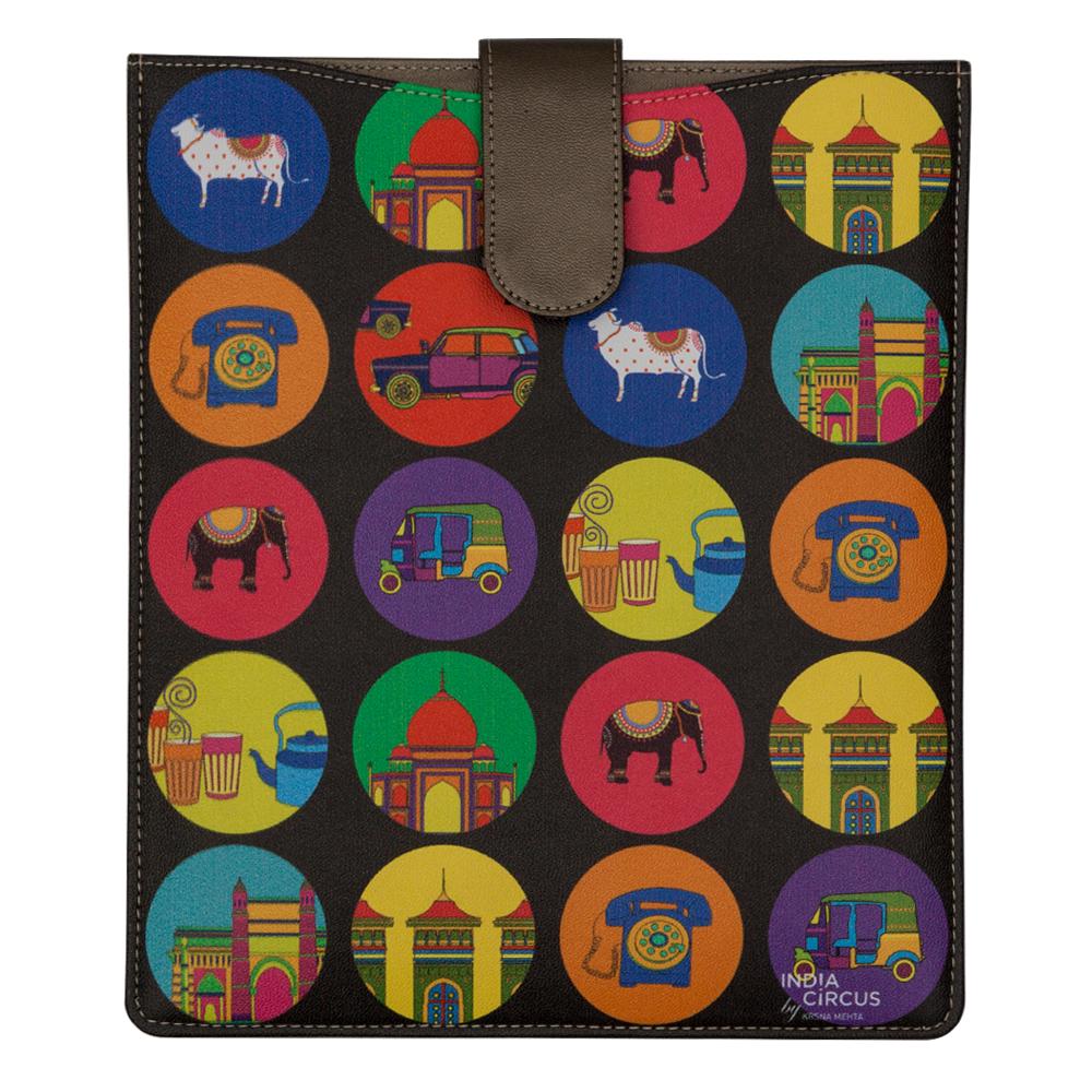 Polka Masti iPad Sleeve