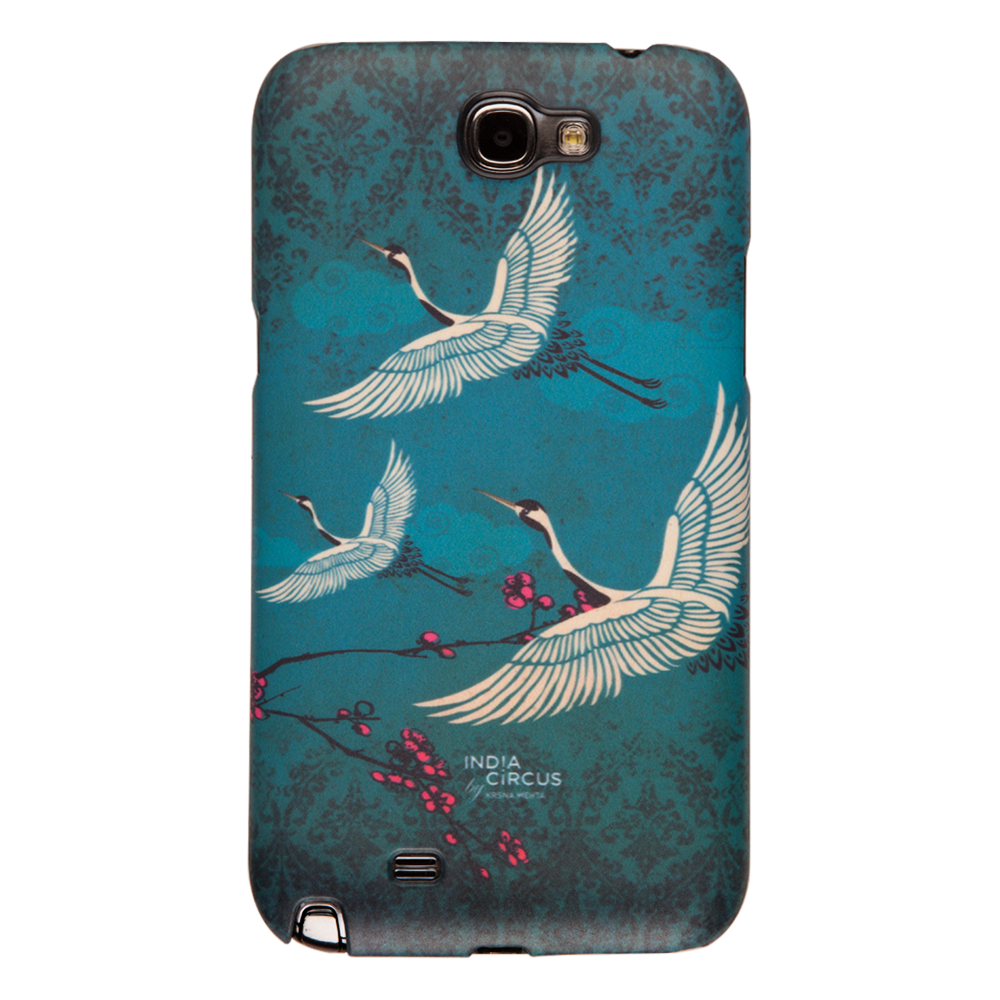 Legend of the Cranes Samsung Note 2 Cover