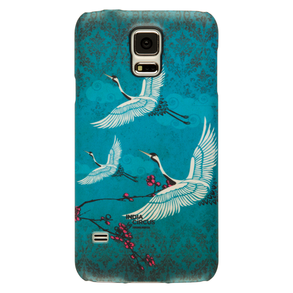 Legend of the Cranes Samsung S5 Cover