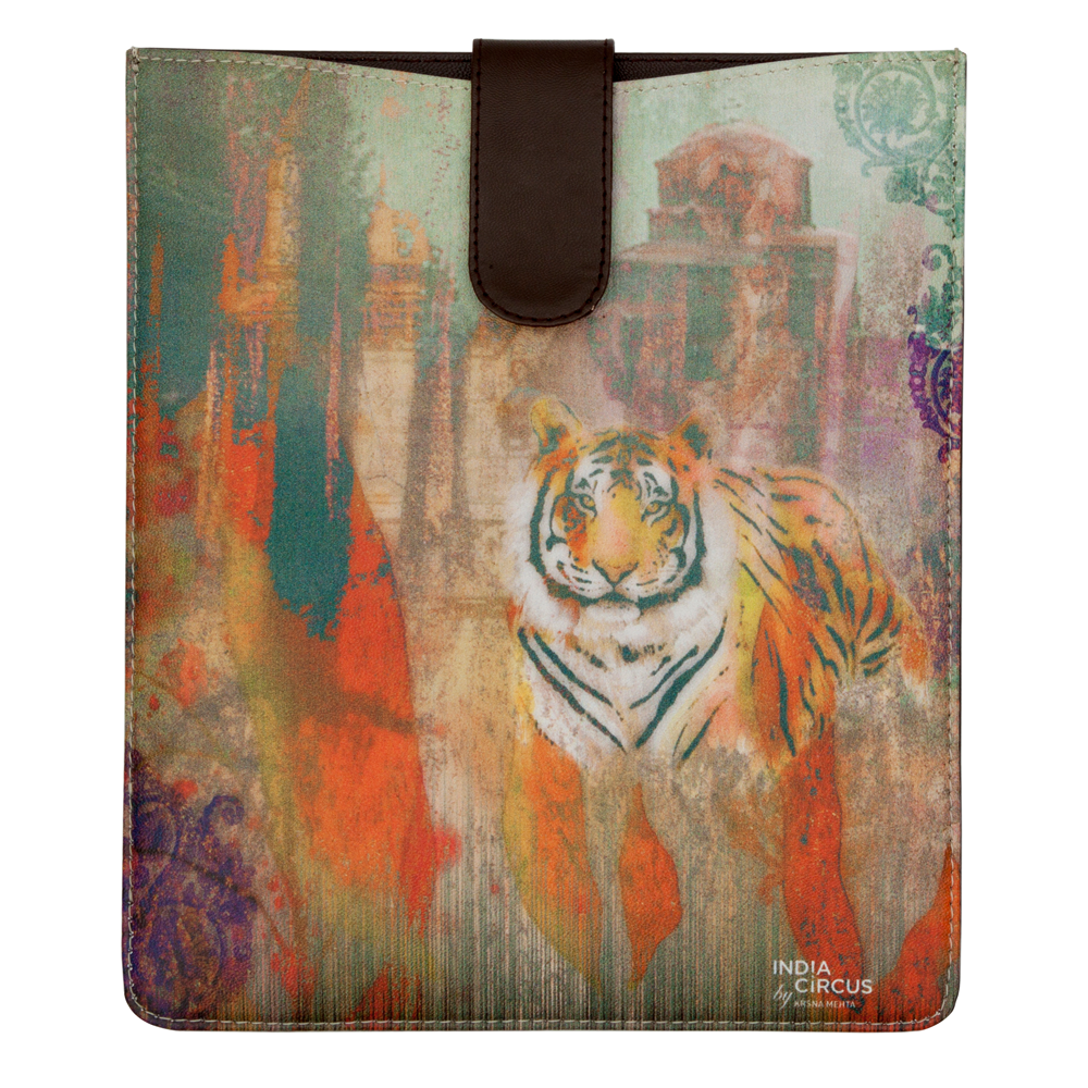 Tiger Shadow iPad / Tablet Sleeve
