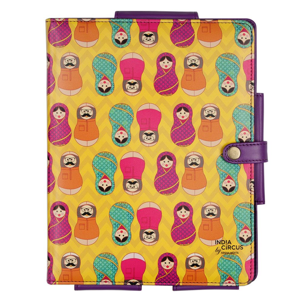 Desi Matryoshka Dolls iPad Cover