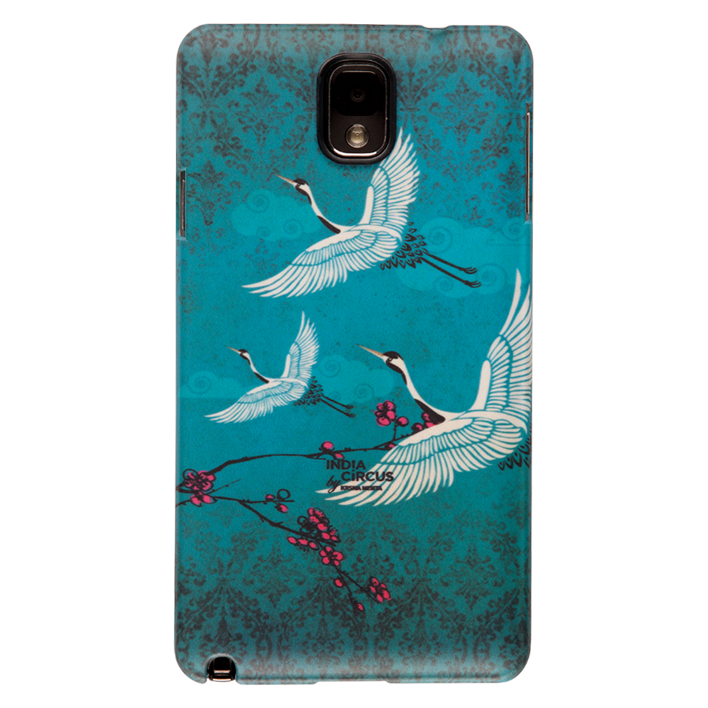Legend of the Cranes Samsung N3 Cover
