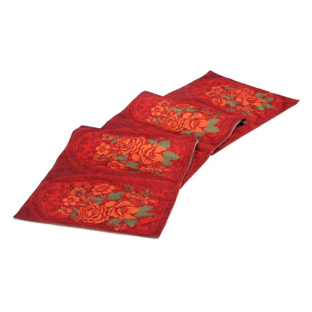 Tamara Floral Fare Table Runner