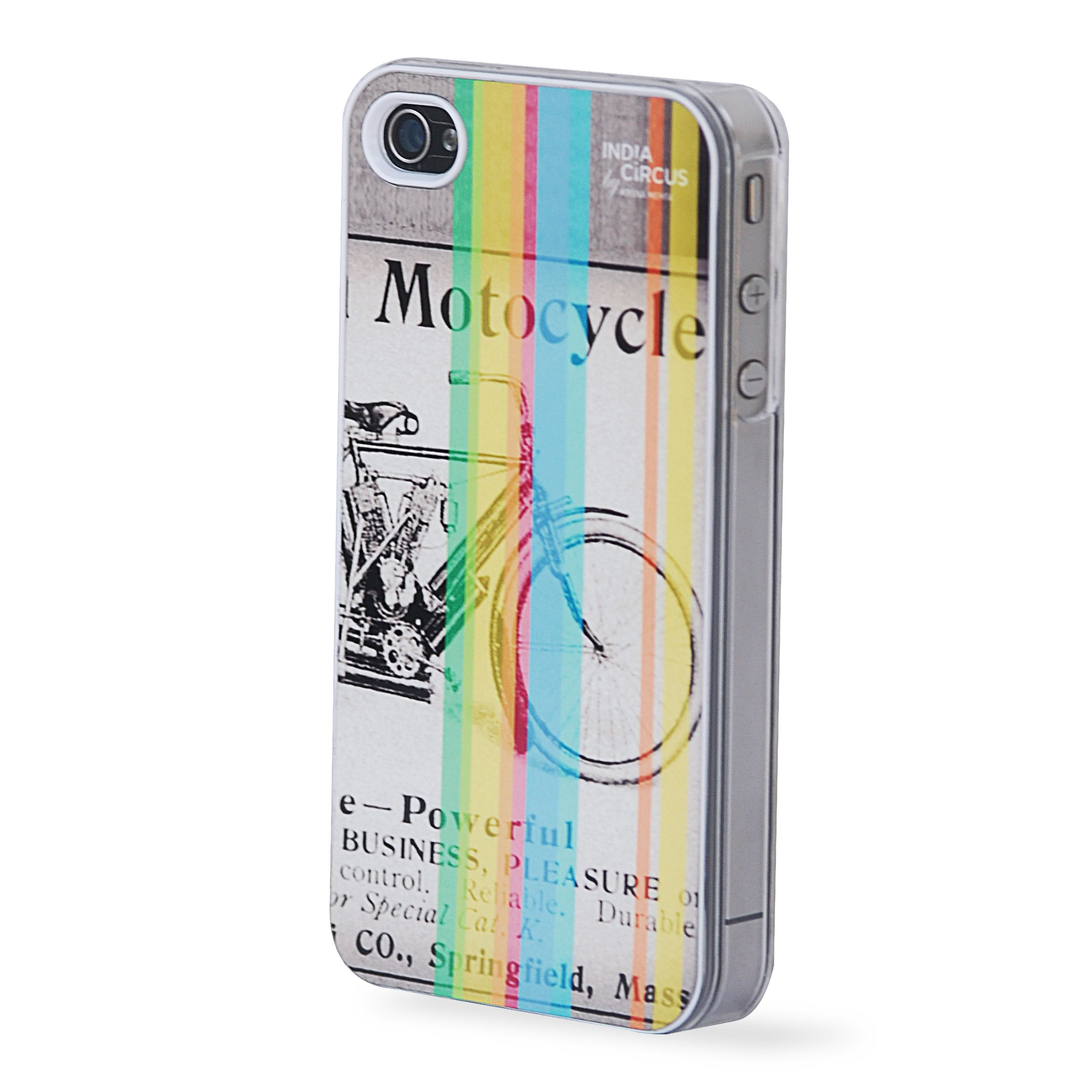 Motorcycle Magic Mobile Case for iPhone 5/5s