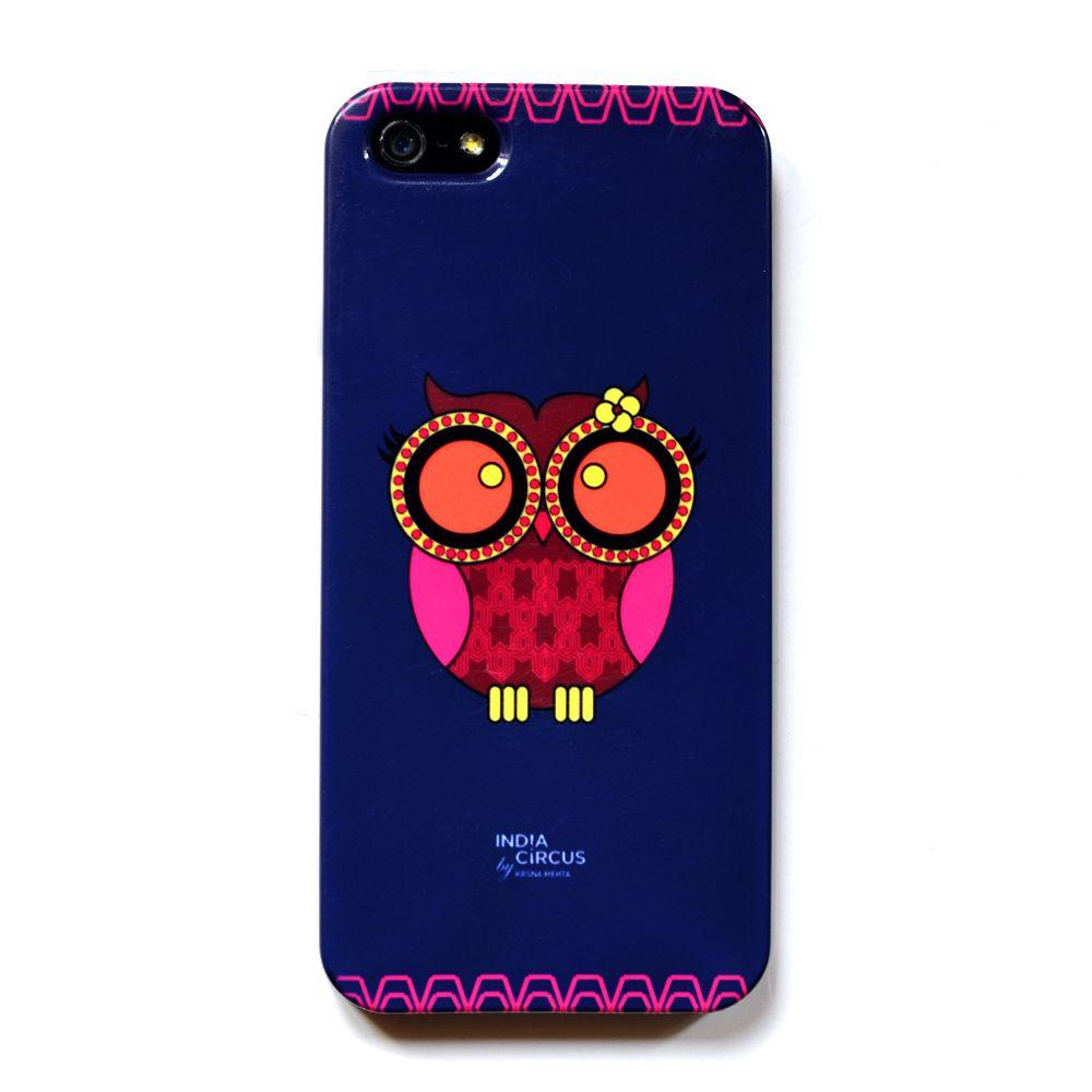 Jalebi Owl Howl iPhone 5/5s case