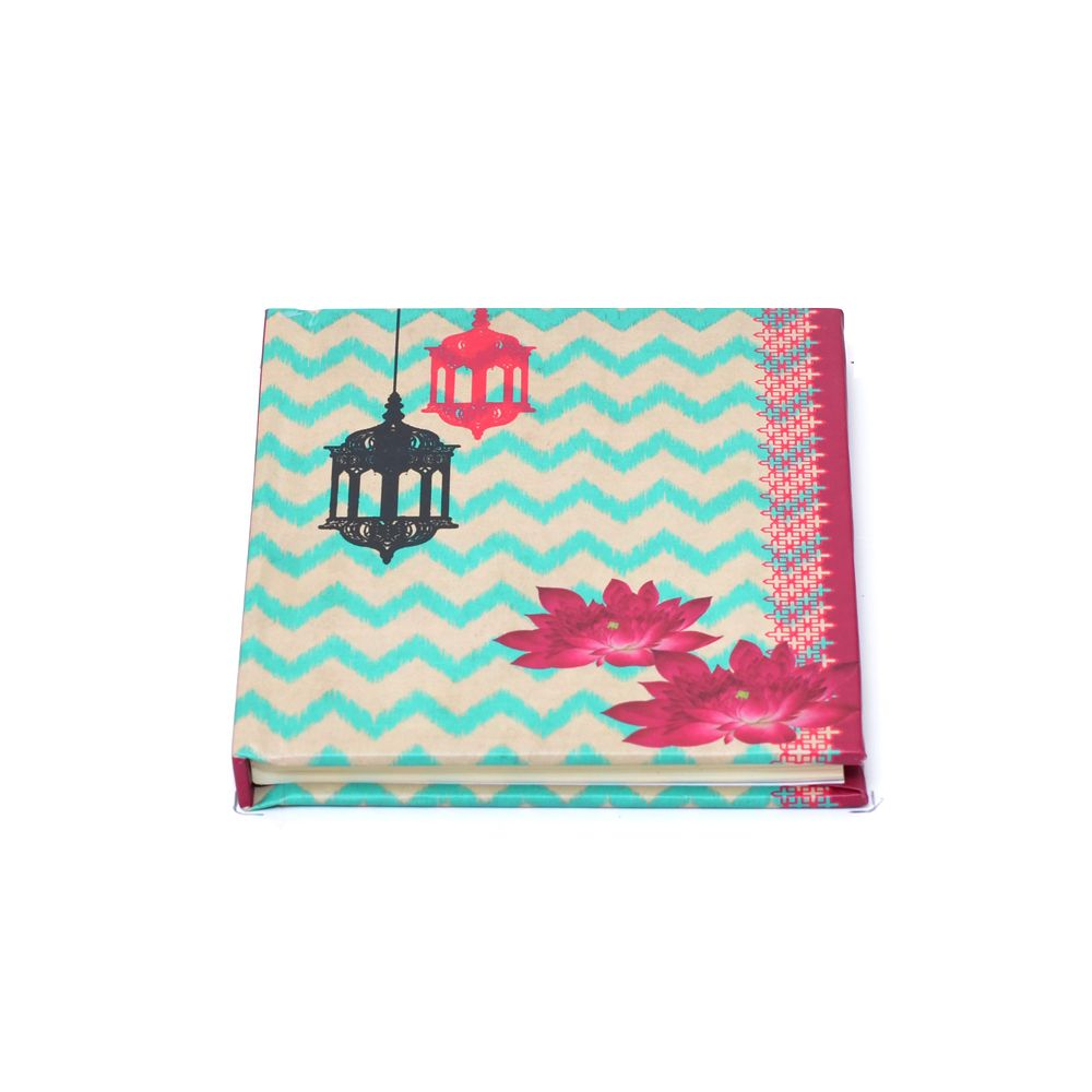 Lotus Lamps Notebook