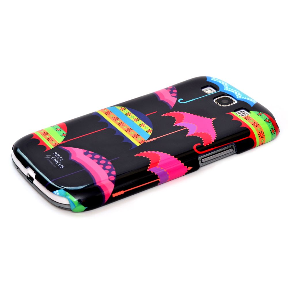 Jalebi Umbrellas Samsung Galaxy S3 Case