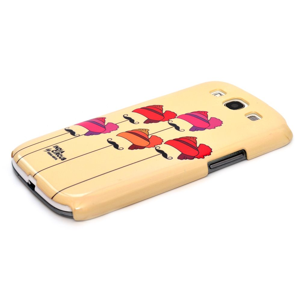 Jalebi Hipster Singh Samsung Galaxy S3 case