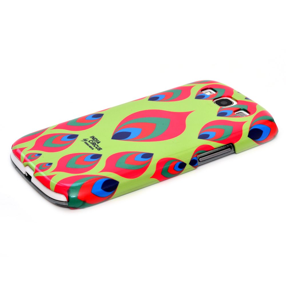 Jalebi Multi-coloured Samsung Galaxy S3 case