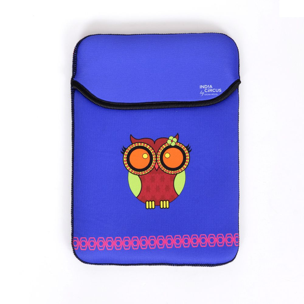 Jalebi Owl Howl Mini iPad / Tablet Sleeve
