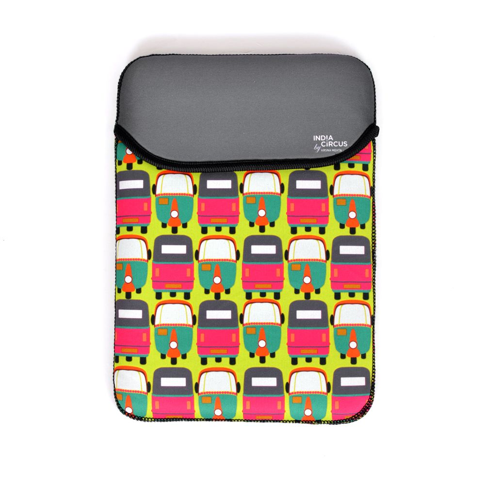 Jalebi Rickshaw Mini iPad / Tablet Sleeve