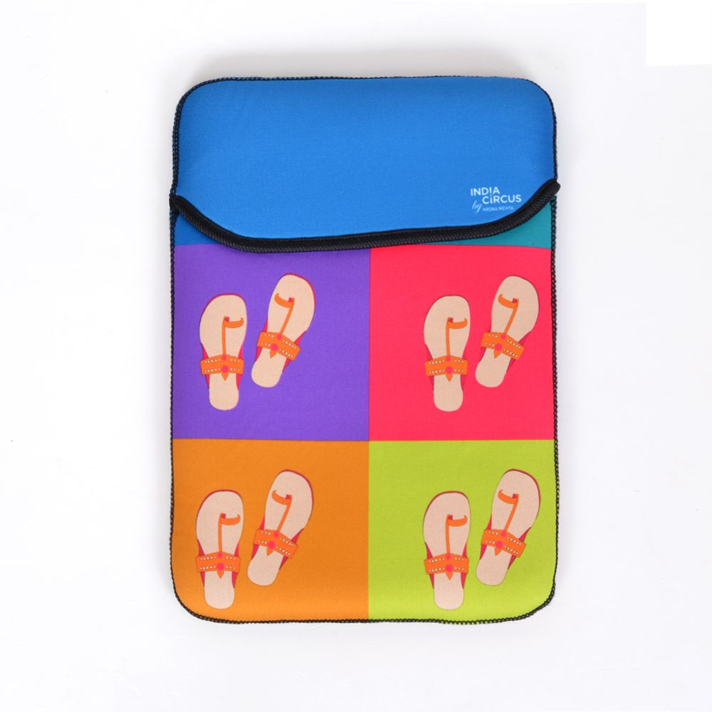 Jalebi Pop-Slippers Mini iPad / Tablet Sleeve