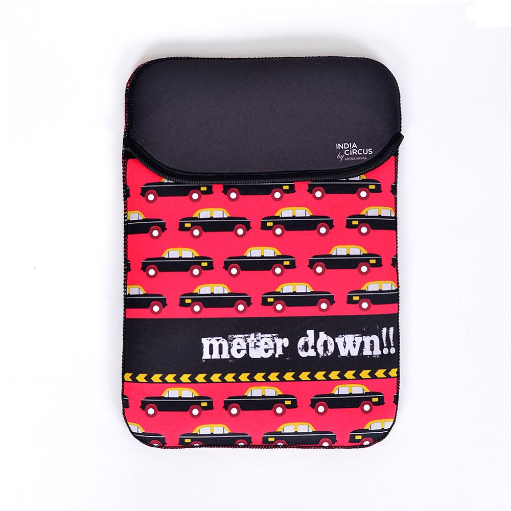 Jalebi Meter Down Mini iPad / Tablet Sleeve