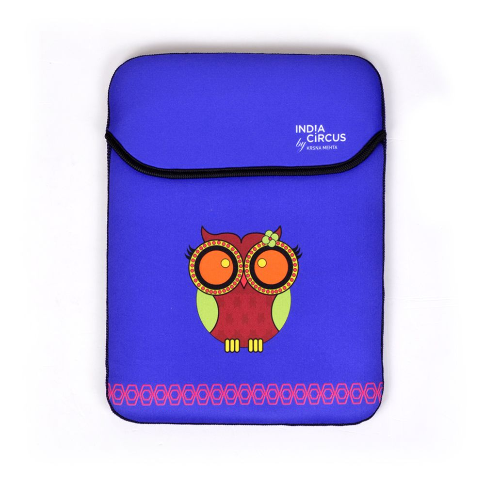 Jalebi Owl Howl iPad / Tablet Sleeve