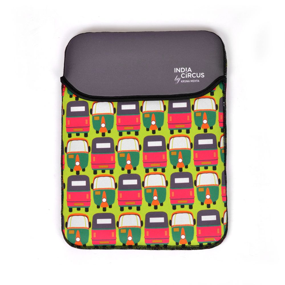 Jalebi Rickshaw iPad / Tablet Sleeve