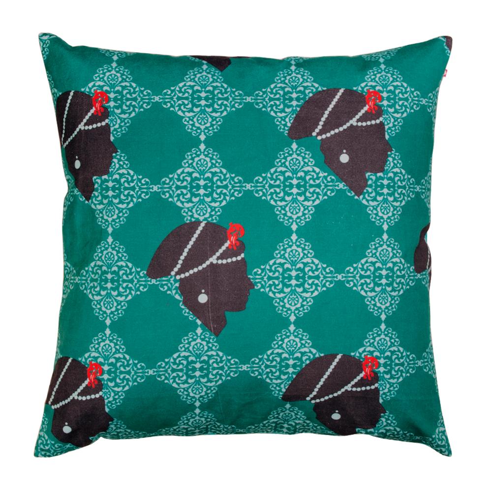 Ruby Empress Cushion Cover