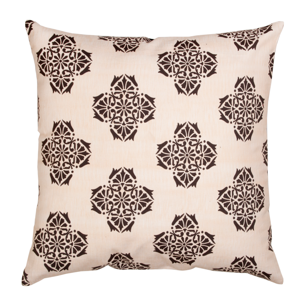 Floral Play Cushion Cover